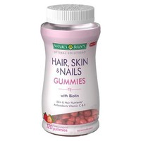 Optimal Solutions¨ Hair-Skin and Nails - 120 Gummies