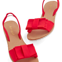 ModCloth Americana Dreaming on the Dock Sandal