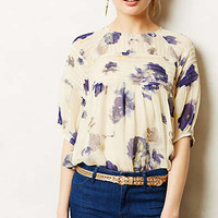 Tea Rose Blouse by Anthropologie