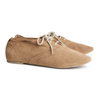 H&M - Suede Shoes - B