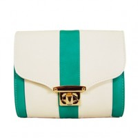 The Green Colorblock Desginer Bag - 29 N Under