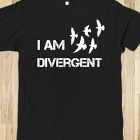 I AM DIVERGENT WITH BIRDS