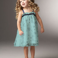 Armani Junior - Floral Party Dress - Bergdorf Goodman