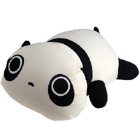Cute Tarepanda Soft Foam Bead Cartoon Panda Doll Pillow -Small [4144] - US$4.85 - China Electronics Wholesale - FlyDolphin.com