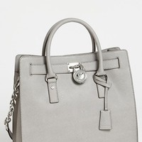 MICHAEL Michael Kors 'Large Hamilton' Saffiano Leather Tote