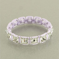 Violeta Genuine Austrian Crystal Bracelet from P.S. I Love You More Boutique