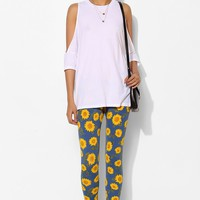 Truly Madly Deeply Sunflowers Legging - Urban Outfitters