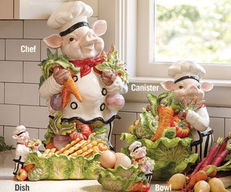 Sous Chef Porcellino Collection