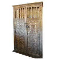 Michael Haskell — Spanish Colonial Armoire