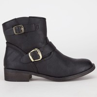 Report Juliee Womens Boots Black  In Sizes