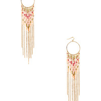 Eclectic Drop Earrings