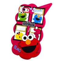 Sesame Street / Garfield Phone Shell Case for Iphone5/5s