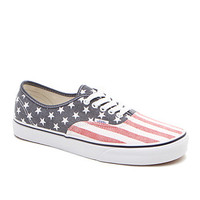 Vans Authentic Stars and Stripes Shoes at PacSun.com