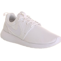 Nike Roshe Run White - Unisex Sports