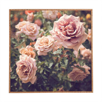 Bree Madden Rose Framed Wall Art