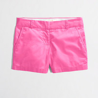 """Factory 4"""" chino short - AllProducts - FactorySale's Clearance - J.Crew Factory"""