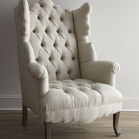 "Haute House - ""Elizabeth"" Chair - Horchow"