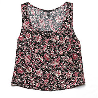 Botanical Moment Top