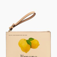via limoni medium bella wristlet - kate spade new york