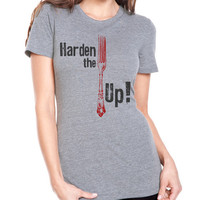 Chris Cosentino - Harden The Fork Up - Women's S/S Crew