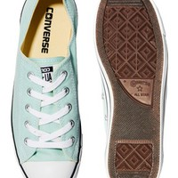 Converse Chuck Taylor All Star Dainty Green Trainers