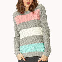 On-The-Go Colorblocked Sweater