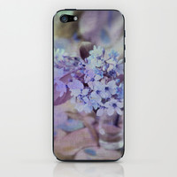 twilight bouquet iPhone & iPod Skin by Marianna Tankelevich