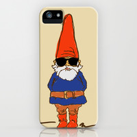 Jergnome iPhone & iPod Case by Zany Du Designs