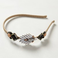 Jewel Quill Headband