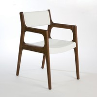 Deer Armchair - Walnut - DINING - SEATING