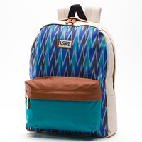 Vans Ikat Deana Backpack (Natural Canvas)