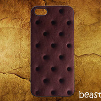 Ice Cream Sandwich - Accessories,Case,Samsung Galaxy S2/S3/S4,iPhone 4/4S,iPhone 5/5S/5C,Rubber Case - OD21012014 - 5