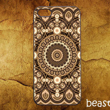 Mandala - Accessories,Case,Samsung Galaxy S2/S3/S4,iPhone 4/4S,iPhone 5/5S/5C,Rubber Case - OD22012014 - 14