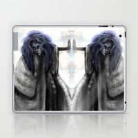 Neurotoxin Laptop & iPad Skin by Ben Geiger