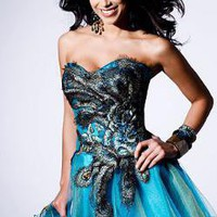 Sherri Hill 7300 Dress - NewYorkDress.com