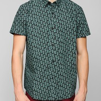 Devil's Harvest Devils Hand Button-Down Shirt - Urban Outfitters