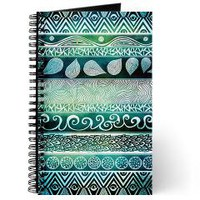 Dreamy Tribal Journal> Pom Graphic Design