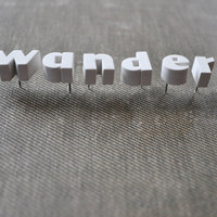Wander- Vintage Ceramic Push Pins