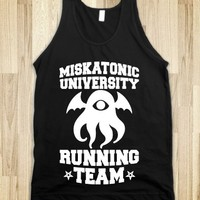 Miskatonic University Running Team