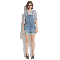 Upstate Short Overalls