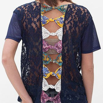 Gimmicks by BKE Lace Top