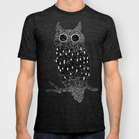night lights T-shirt by Marianna Tankelevich