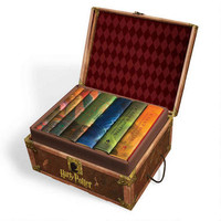 Harry Potter Hard Cover Boxed Set (Books 1-7) | HarryPotterShop.com