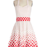 Ice Cream Sunday Dress