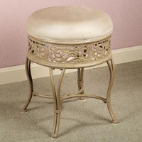 Vanetta Backless Vanity Stool