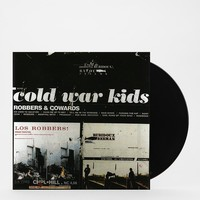 Cold War Kids - Robbers And Cowards LP - Urban Outfitters