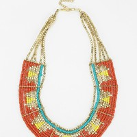Tahiti Bib Necklace