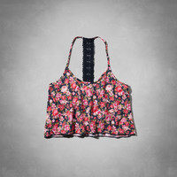 Megan Cropped Cami