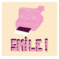 Smile by Hellomarine on Etsy
