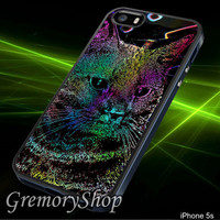 Cat Galaxy - iPhone 4/4S,iPhone 5/5S,iPhone 5C,Samsung Galaxy S3,Samsung Galaxy S4,Rubber Case,Accessories,Case - 040314CG02